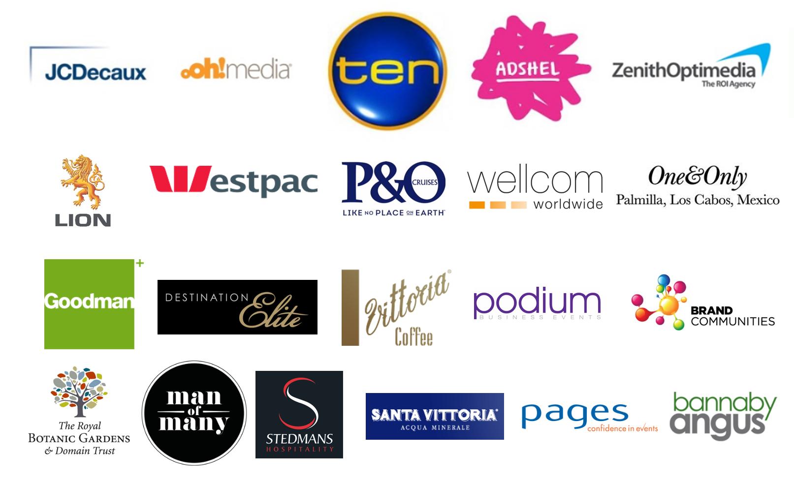 sponsores